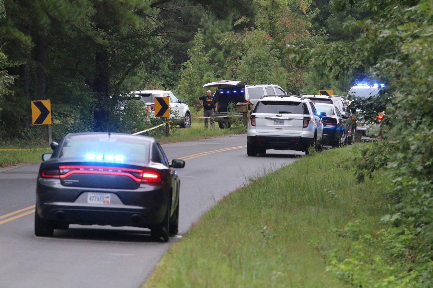 Police Presence on Keeling Drive