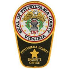 Pittsylvania County Sheriff's office logo