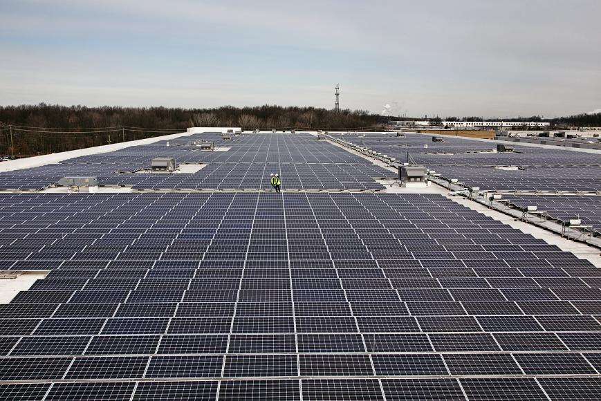 Amazon solar