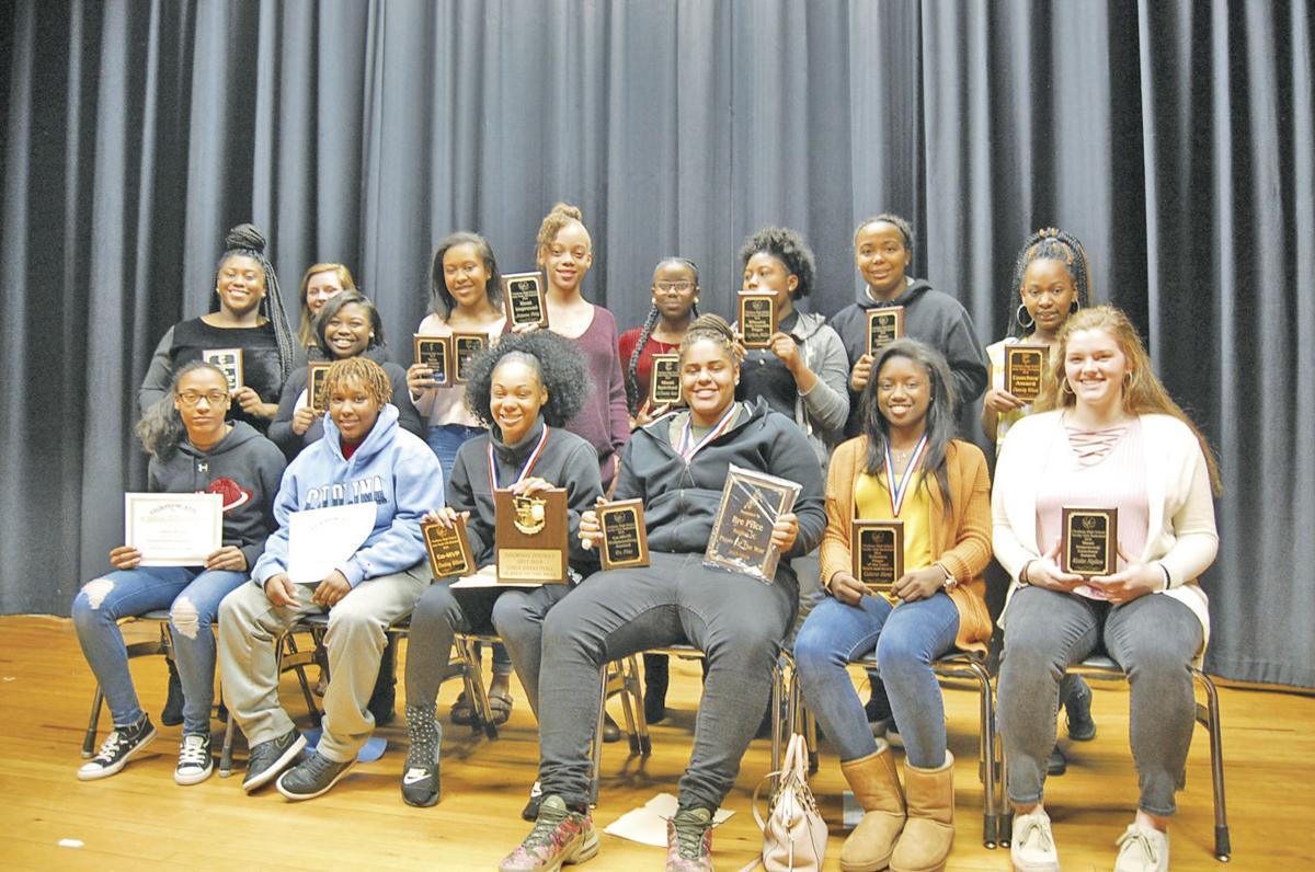 Chatham honors winter athletes