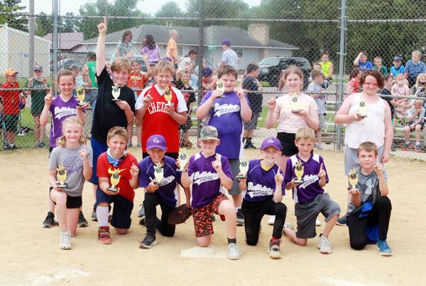Roselawn softball tournament