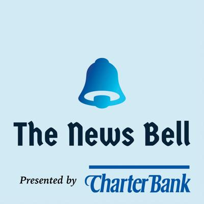 The News Bell podcast, Charter Bank sponsor