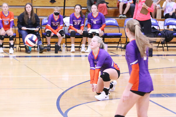 C-W volleyball, Schofield