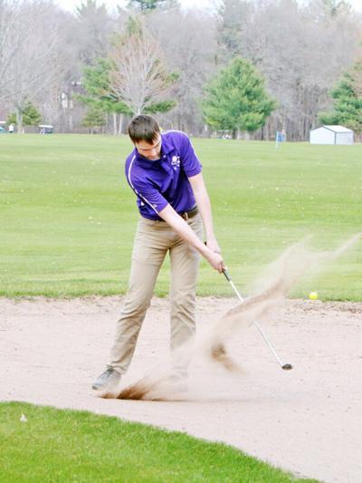 Johnson, golf