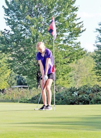 CW golf, Hasehuhn