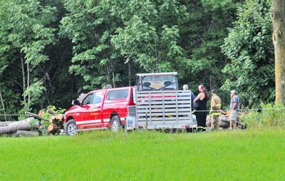 Chetek fire, first responders