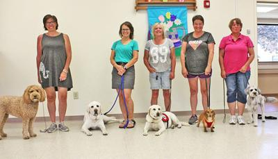 Therapy dogs pass certification test at Atrium | Community