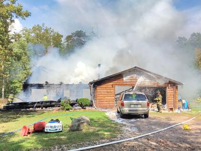 Town of Sumner home lost to fire on Sunday | Top Stories