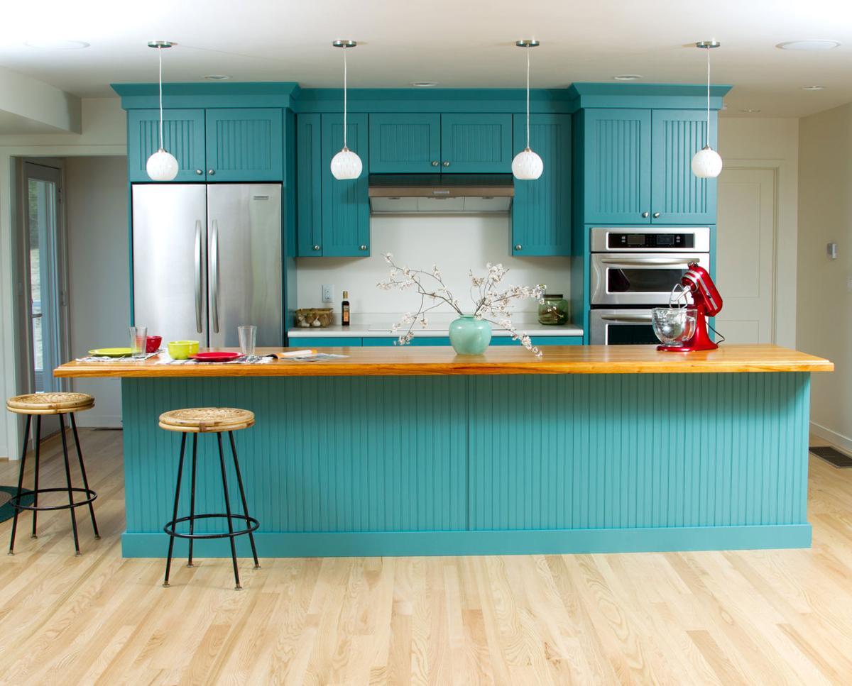 HGTV Magazine feataures work of local designer, custom kitchen | Top ...