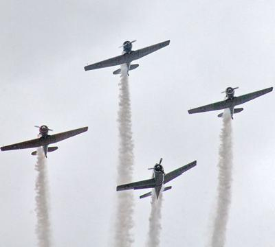 2017 Memorial Day flyover