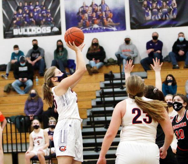 Schofield, girls' basketball