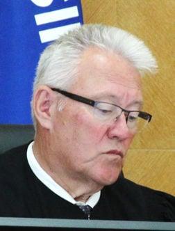 Judge James Isaacson