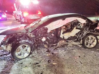 Crash on Hwy  53, alcohol a suspected factor | News | chetekalert com