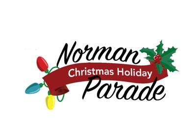 Norman Christmas Holiday Parade Logo