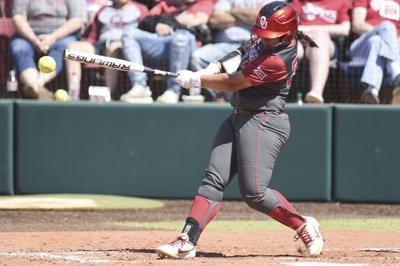 Sooners finish strong, run-ruling Oregon State to finish tough week