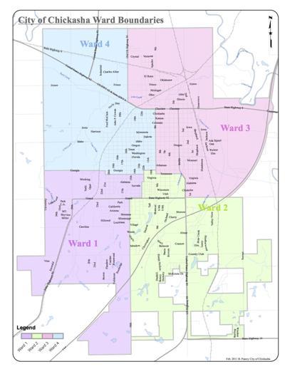 Chickasha Ward 2