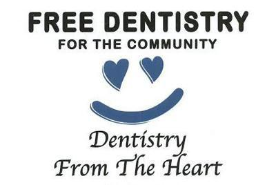 Dentistry from the Heart to offer free dental care Feb. 28