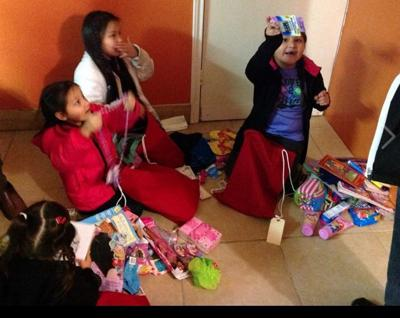 Fellowship of the American Indian Church holds 20th annual gift event Dec. 22