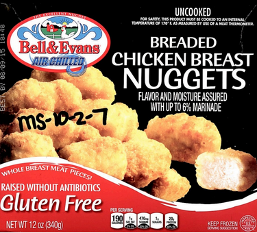 31000 Pounds Of Breaded Chicken Recalled Dont Miss This