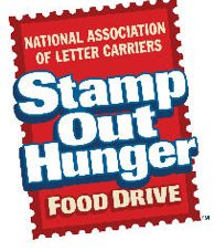 Stamp out hunger May 11