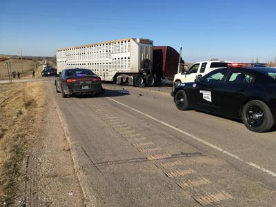 Fatal collision on US 81 near Minco
