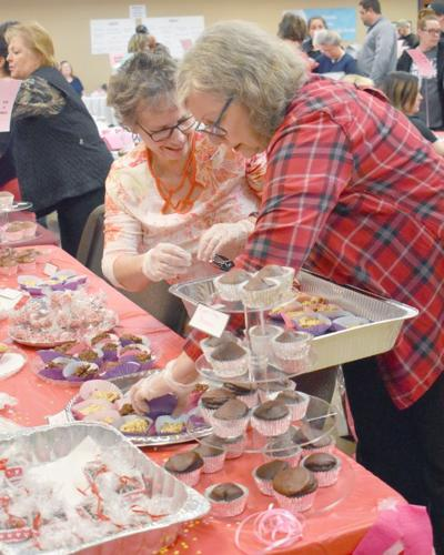 Friends of the Chickasha Public Library serve up Chocolate Celebration Feb. 13