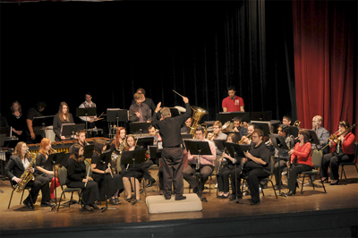 USAO Concert Band to bring marching songs to Chickasha High School Auditorium Nov. 18