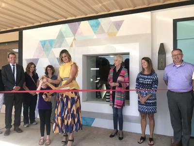 Bloom Beauty Market Hosts Ribbon Cutting & Open House