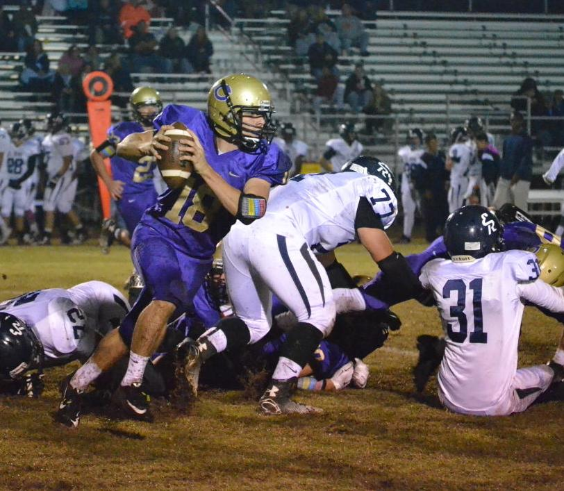 Football: Chickasha tops El Reno in final home game | Sports ...