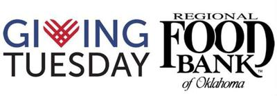 Regional Food Bank to celebrate Giving Tuesday on Dec. 3