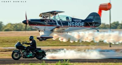 Wings and Wheels Show