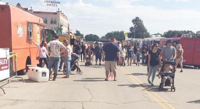 Rock Island Arts Festival, Rock Island Ride, Oklahoma Food Truck Championship slated for October