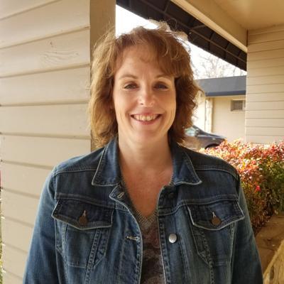 Verden Elementary 6th - 8th Grade Math Teacher Tracey Singleton