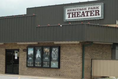 Heritage Park Theater in Chickasha closed until further notice