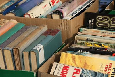$1 Used Book Sale to take place in April