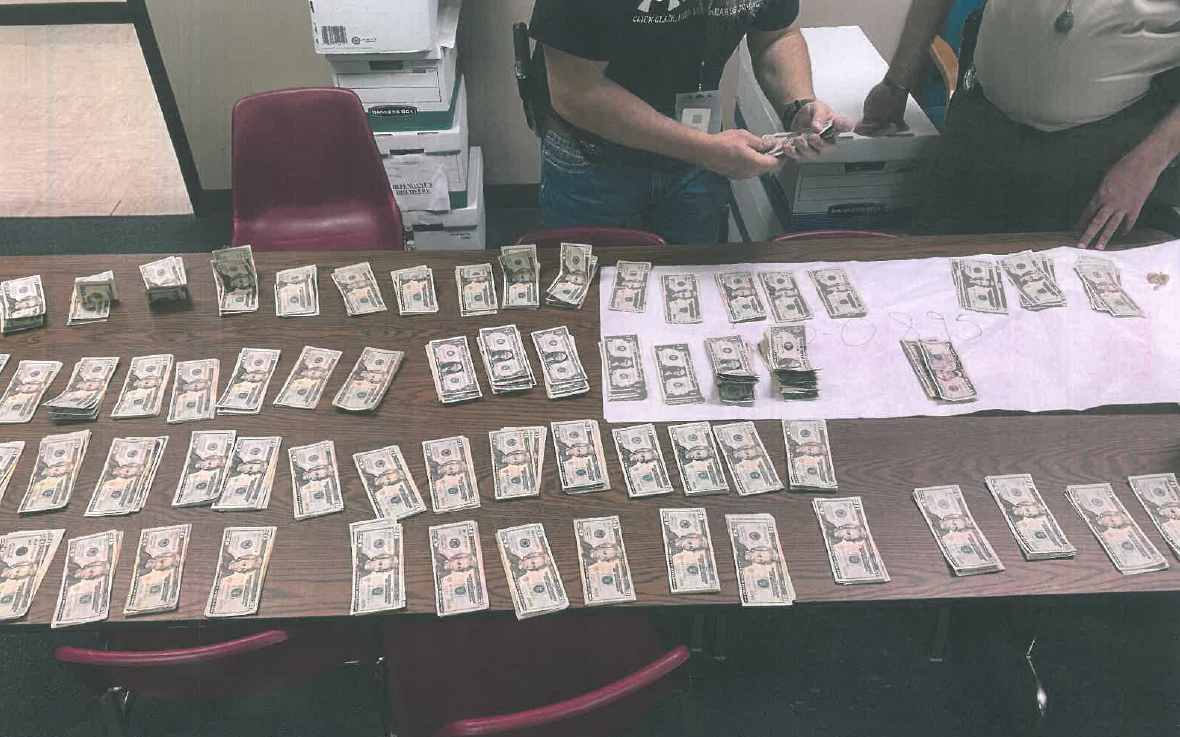 Sheriff: 200 pounds of marijuana seized