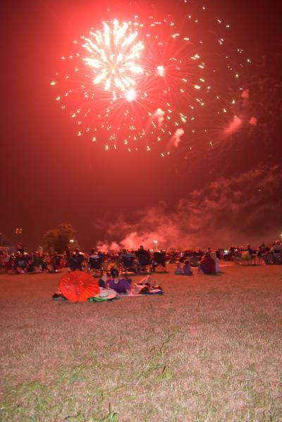 Hot spots for fireworks in Grady County