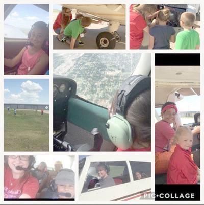 Aviation Camp in Chickasha July 8, 15