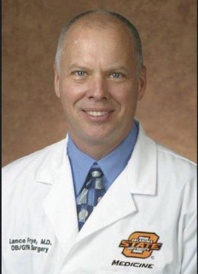 Health commissioner urges caution at Trump's Tulsa rally