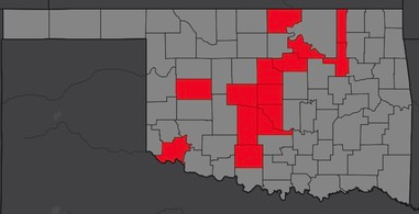 Oklahoma State Health Department reports first case of COVID-19 in Grady County