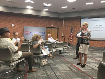 Communication, transparency top concerns for future superintendent