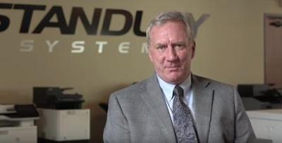 Standley Systems' CEO Tim Elliott