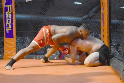 Fists of Fury Fights Nov. 14 at the fairgrounds