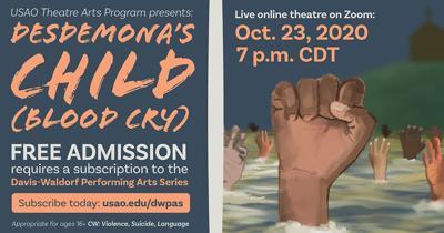 "USAO Theatre Dept. to present Oklahoma premier of Shakespeare ""sequel"""