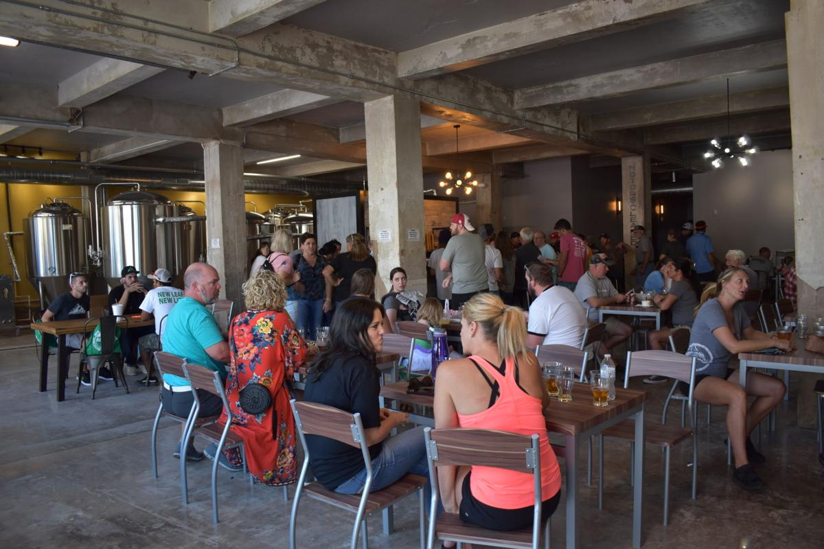 Community hops into Canadian River Brewing Co. during grand opening