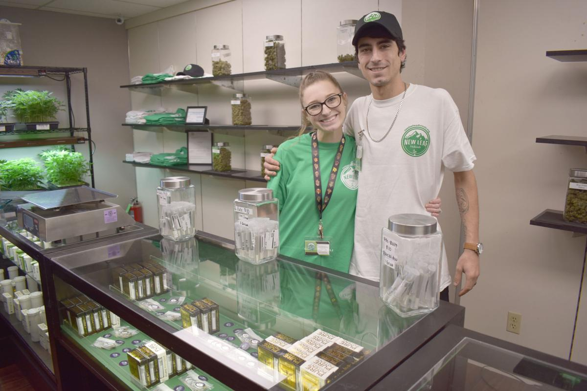 New Leaf Medicinals dispensary takes root in Chickasha