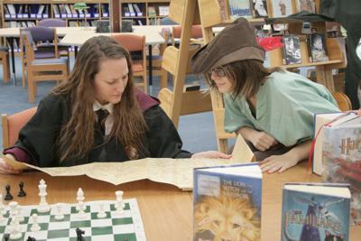 Books Come Alive at Chickasha Public Library Nov. 23