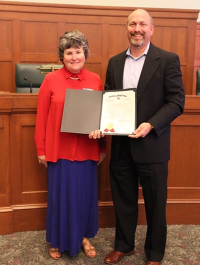 Chickasha Recognizes National Constitution Week