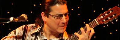 Guitarist Edgar Cruz to kick off USAO's digital Davis-Waldorf series