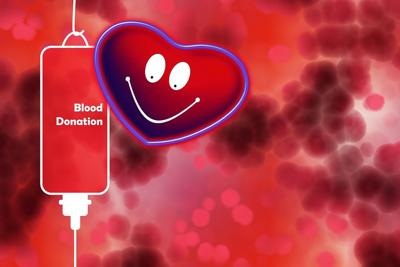 Bill proposes business tax credits for employee blood donations